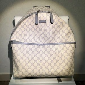 3838a26ae Gucci · GUCCI GG Supreme Canvas backpack